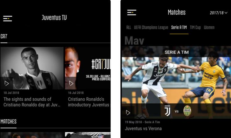 JTV sbarca sul web: match e interviste, ecco come funziona e quanto costa