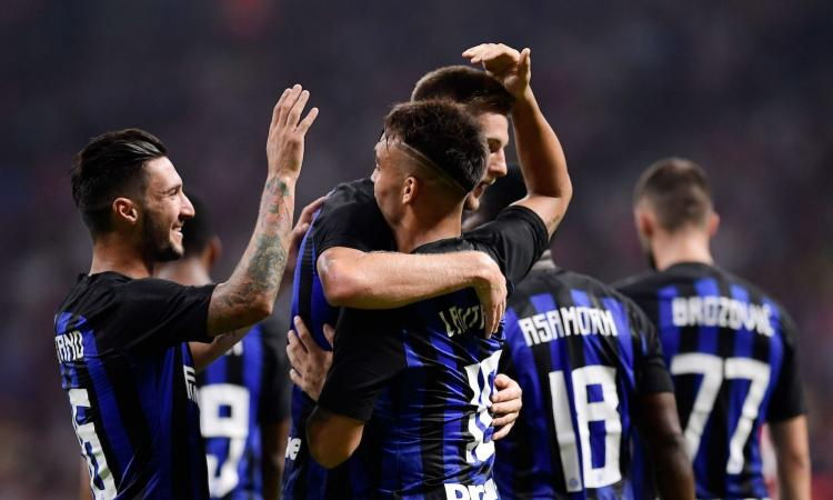 Inter, basta Lautaro: 1-0 all'Atletico