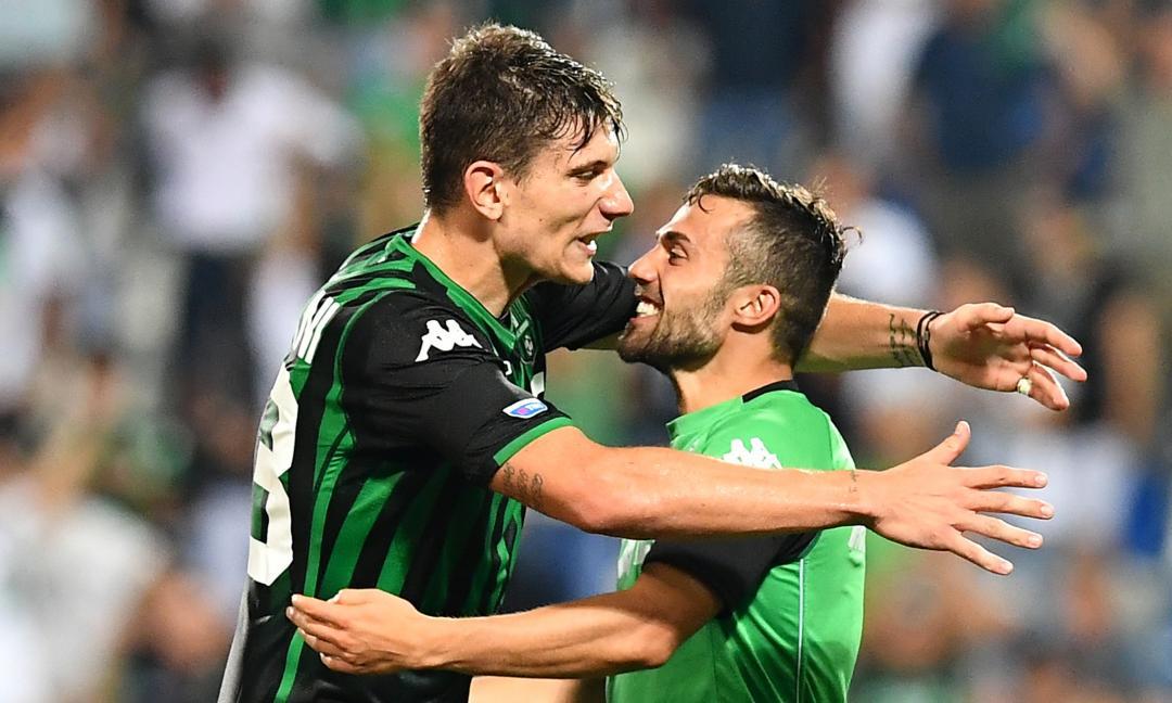 La sorpresa della nuova Serie A: il Sassuolo ammazza grandi