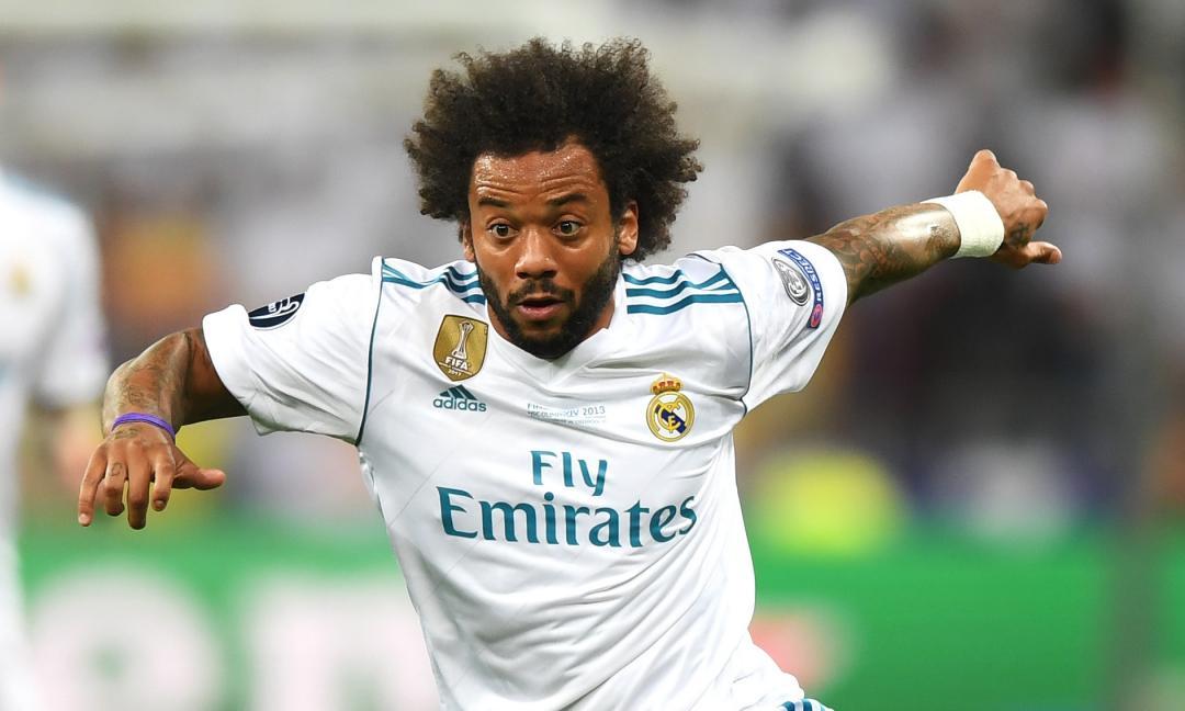 Marcelo rompe con il Real e trova l'accordo con la Juve