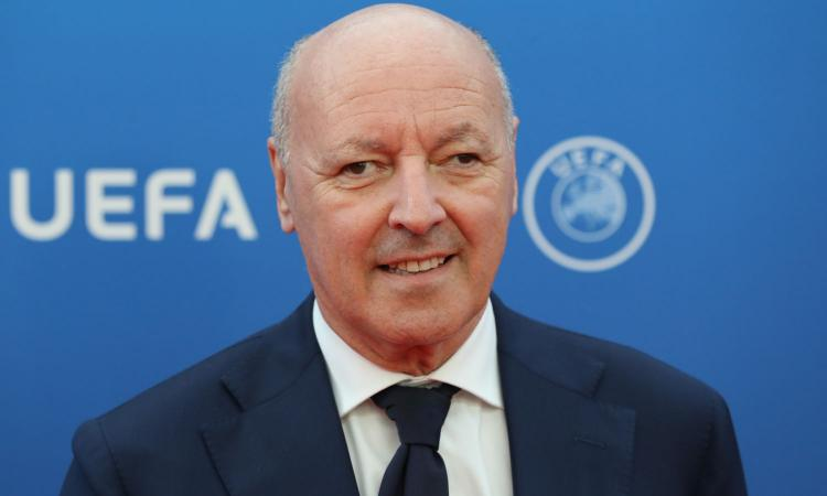 Inter, Marotta è atterrato in Cina: pronto a incontrare Zhang Senior