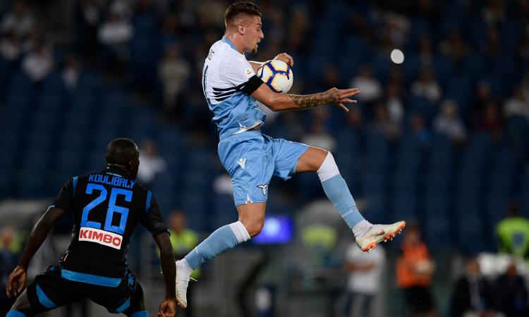 Lazio, pronti rinnovo e ricco aumento per Milinkovic-Savic