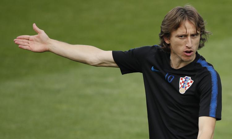 Dalla Spagna: la Juve dietro alla permanenza di Modric al Real
