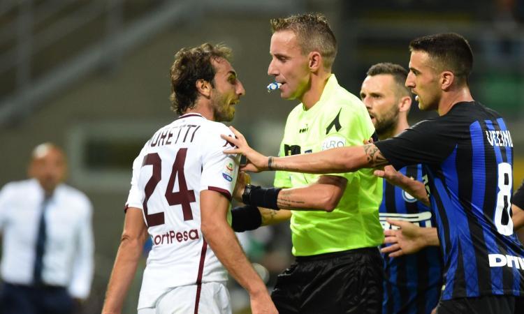 Torino, tre giocatori sono in scadenza di contratto