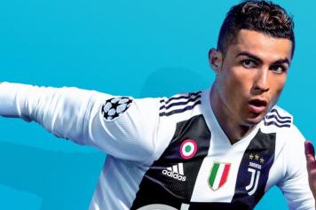 wholesale dealer 51fb6 953da Ronaldo 'joins' Juventus on FIFA following update | English ...