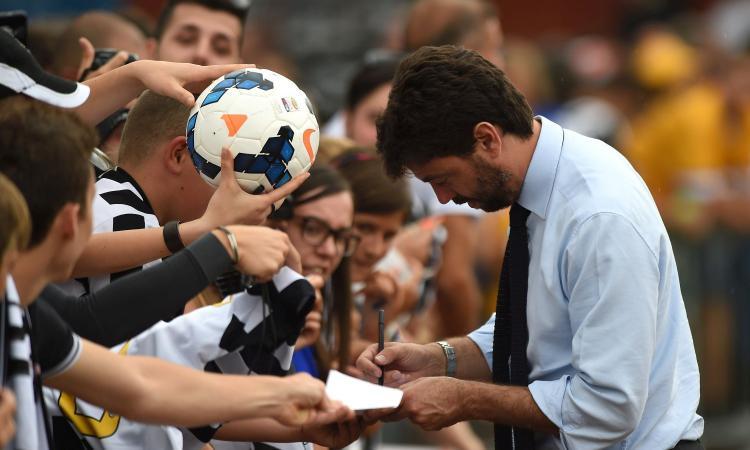 Dall'Avvocato a CR7: Juve, Villar Perosa di nuovo da star... ma ci vuole rispetto