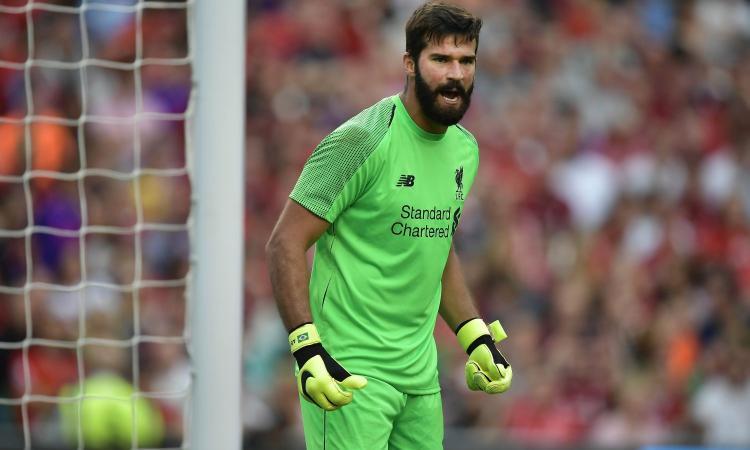 Liverpool, Alisson chiude Instagram per le troppe critiche