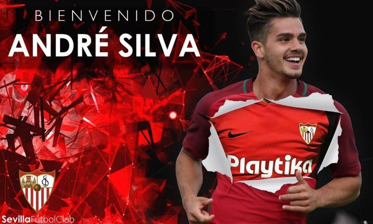 Siviglia, André Silva a disposizione per la sfida con il Barcellona