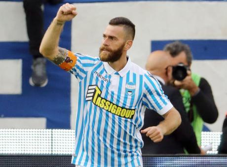 Spal, Antenucci può finire in Lega Pro