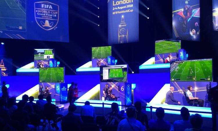 FIFA eWorld Cup, emozioni a Londra! L'italiano Denuzzo a CM: 'Brutta partenza, ora non posso più sbagliare'