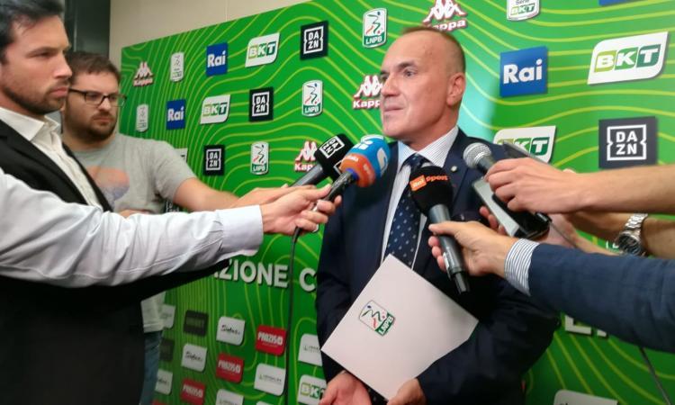 Serie B, Balata: 'VAR a partire da play-off e play-out di questa stagione'