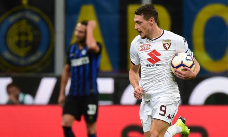 Torino, Belotti-Zaza-Falque: contro l'Udinese giocheranno solo due di loro