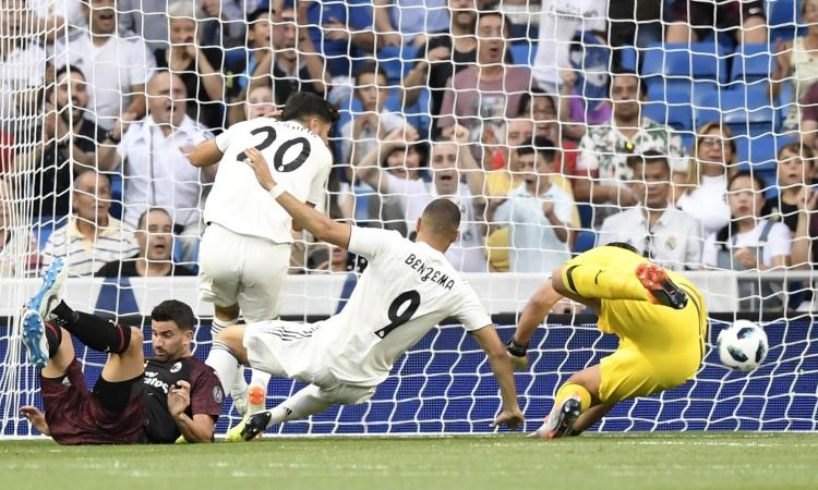 Real Madrid-Milan 3-1: il tabellino