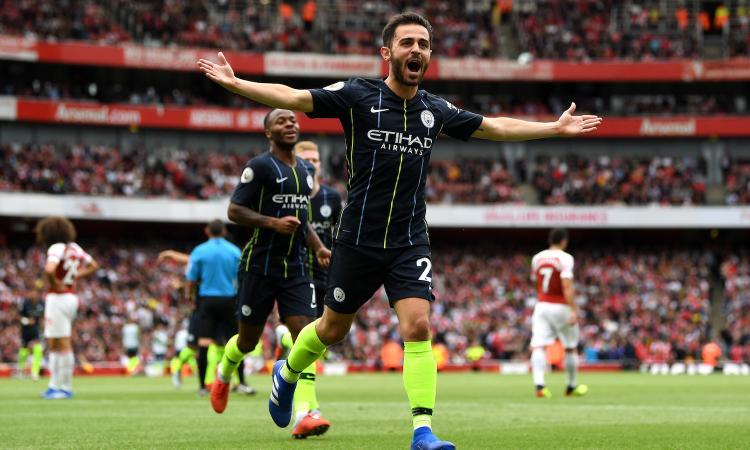 Il City vince sempre: 2-0 all'Arsenal