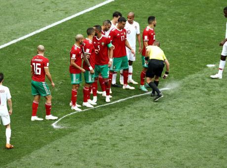 Spray arbitri, la Fifa non ha mai pagato il brevetto: il caso finisce in Tribunale