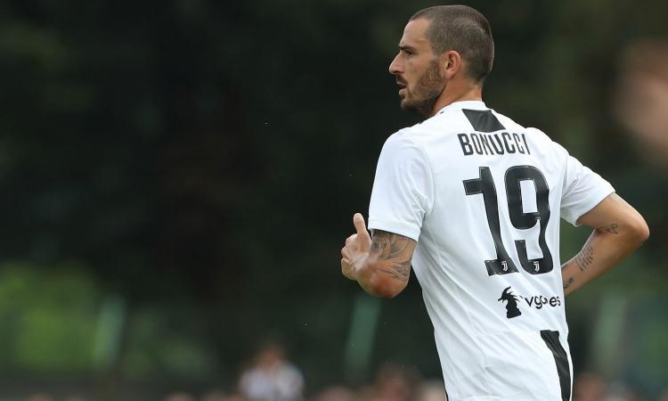 Bonucci capitano, ma regala un altro gol: di testa non ne prende più una