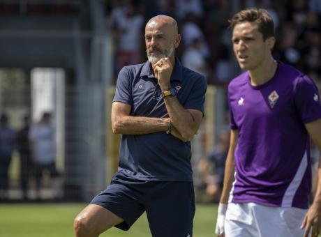 Fiorentina: Pioli al centro di allenamento, nessun contatto con Montella