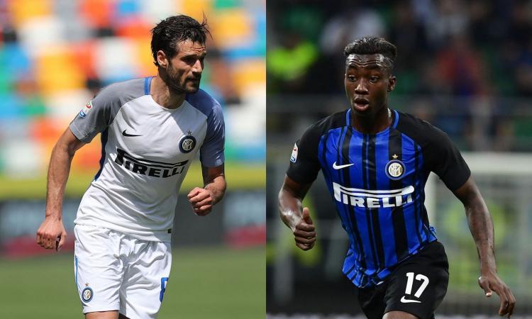 Inter, tieni Candreva e dai via Karamoh