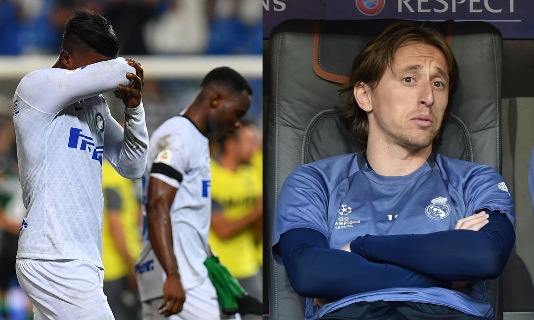 Inter, continua il sogno Modric!