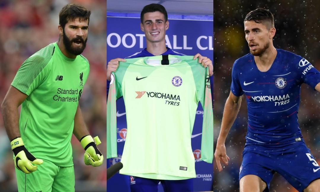 Premier League - I 10 acquisti top dell'estate