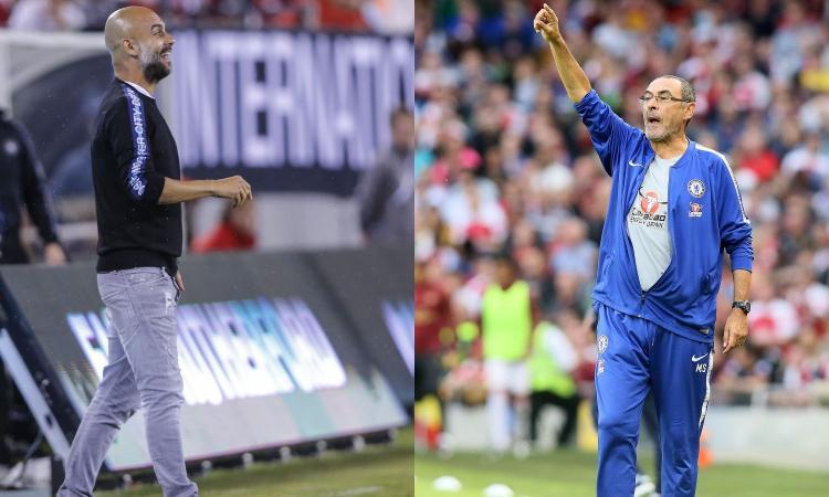 Manchester City-Chelsea: Guardiola teme Higuain VIDEO