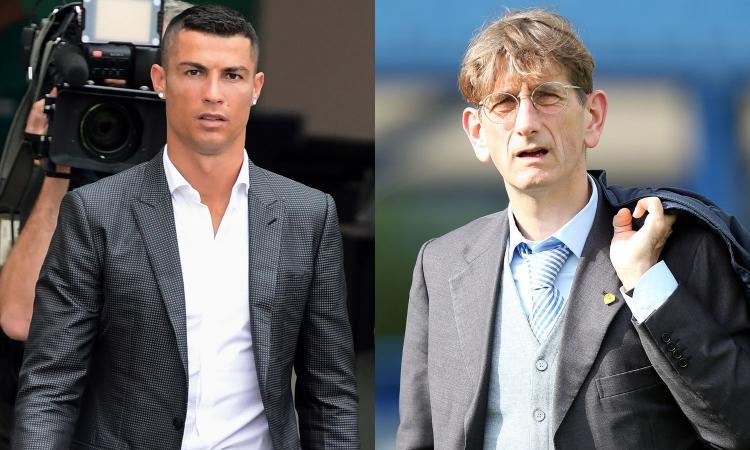 Compriamo Ronaldo e lo facciamo debuttare con il club delle plusvalenze: tutte le vergogne del nostro calcio