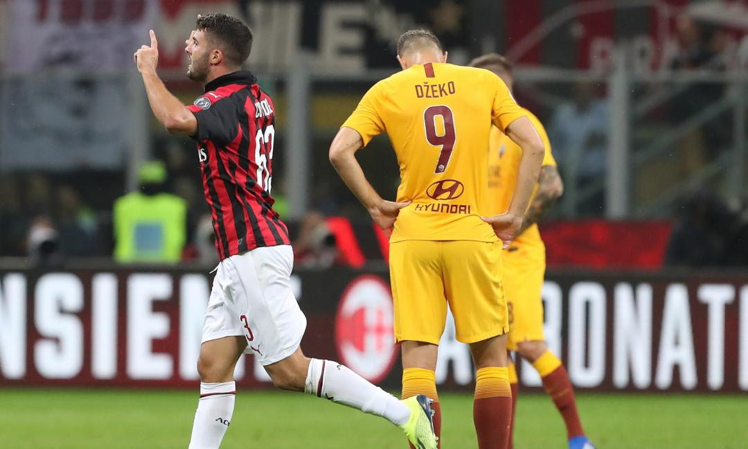 Milan-Roma, partita da incorniciare