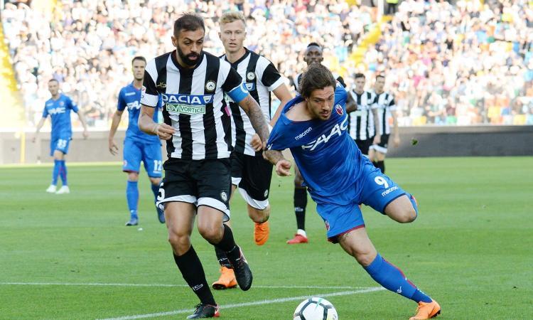 Bologna-Udinese, trattativa avanzata per Danilo