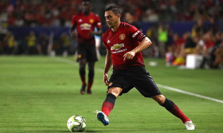 Manchester United, Solskjaer: 'Darmian fantastico anche fuori ruolo' VIDEO