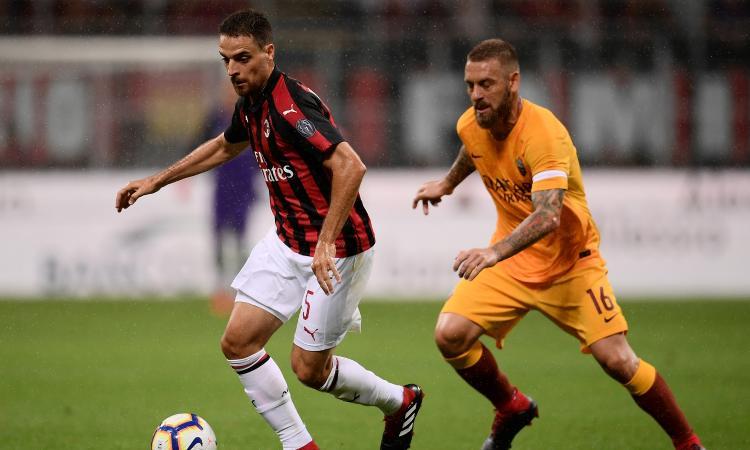 Roma, De Rossi: 'MLS o Boca? Non voglio perdere tempo...'