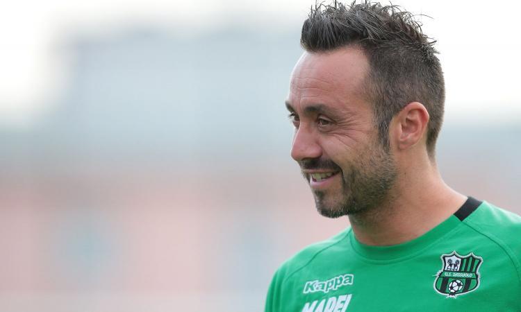 Sassuolo, De Zerbi: 'Con la Juve è uno scontro diretto. Scansuolo? Chiacchiere da bar'
