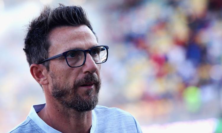 Di Francesco: 'Mi voleva lo Zenit, ma con la Roma è stato un attimo. CR7 alla Juve? Nulla è scritto'