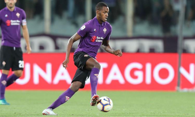 Fiorentina, ag. Edimilson: 'Felice a Firenze, a fine stagione parleremo con la società'
