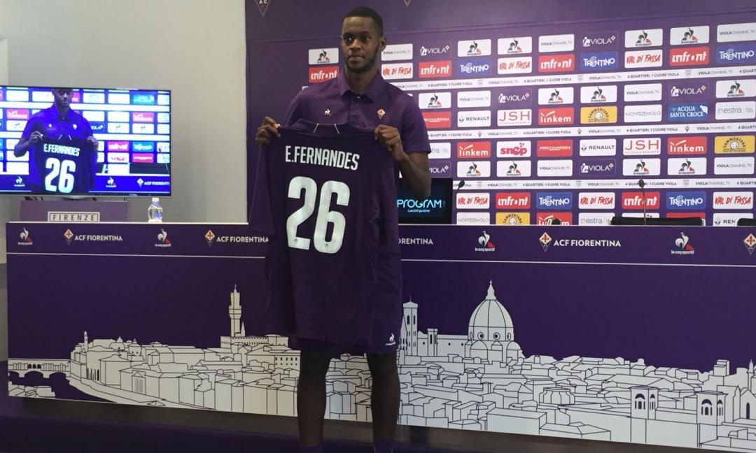 Terza Maglia Fiorentina EDIMILSON FERNANDES