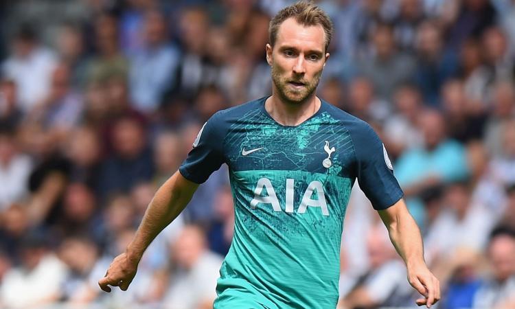 Tottenham, Rose blinda Eriksen: 'Dategli il rinnovo!'