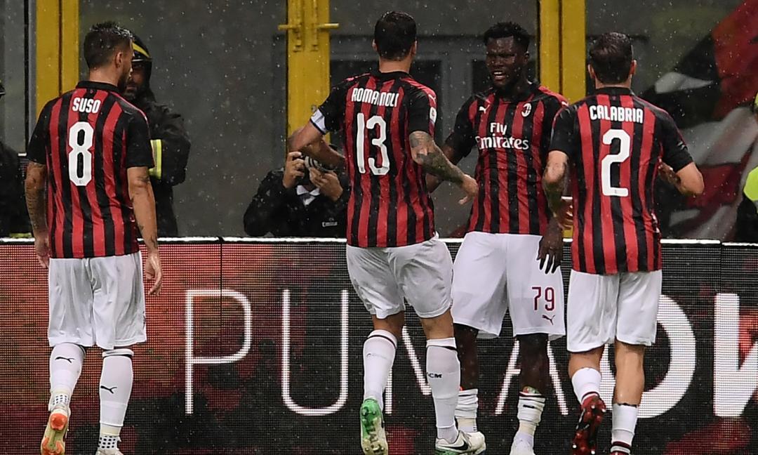 Questa è una reazione da vero Milan!