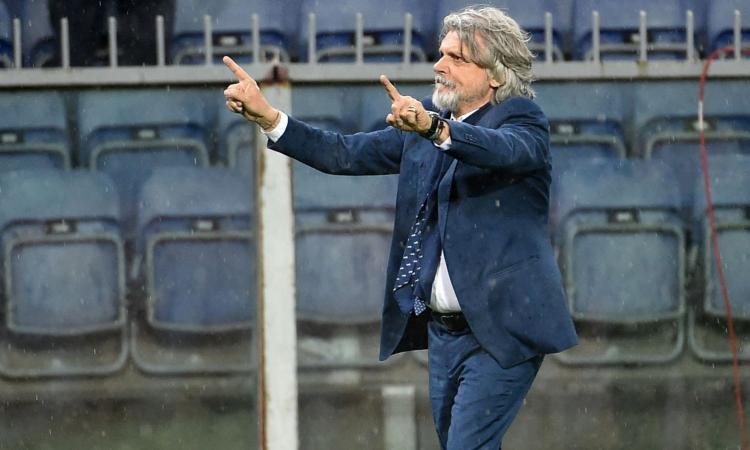Sampdoria, Ferrero: 'Sapevamo chi era Defrel, l'ho comprato per questo' VIDEO