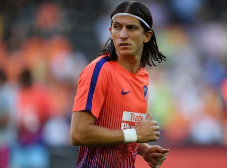Filipe Luis: 'Posso restare all'Atletico, ecco quando sceglierò il mio futuro'
