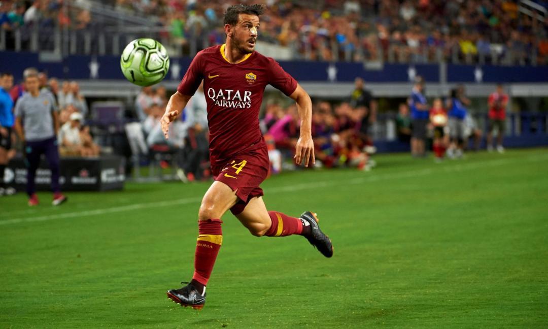 Roma: Florenzi scaricato anche da Totti