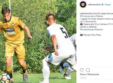 Renzi incanta l'Udinese: Francesco, la gioia di papà Matteo nell'anno più buio