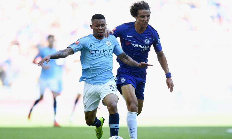 Chelsea: tratta il rinnovo di David Luiz