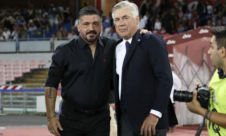 La pagella: Gattuso rinnega Ancelotti, maestro e amico. Voto 5