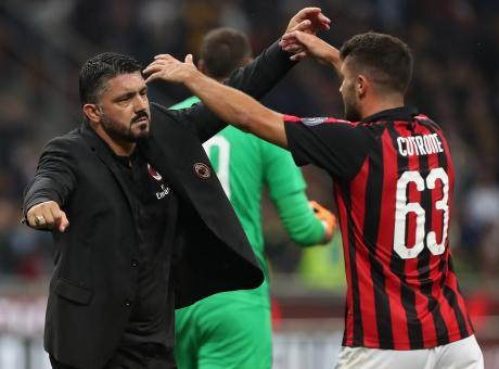 Milan, non ci fosse Gattuso rimarresti senza allenatore. Ora Cutrone titolare!