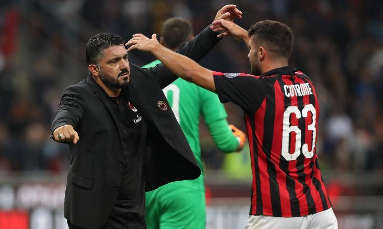 Convocati Milan: out Cutrone, c'è Tsadjout