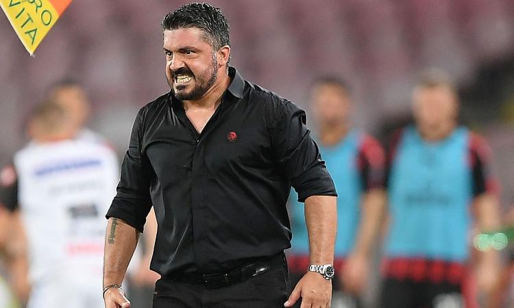 Milan, Gattuso: 'Donnarumma impari da Reina, giù le mani da Caldara. Barella? Mi piace da tempo'