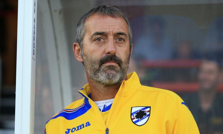 Sampdoria, Giampaolo: 'Abbiamo un solo obiettivo. Sui nuovi...'