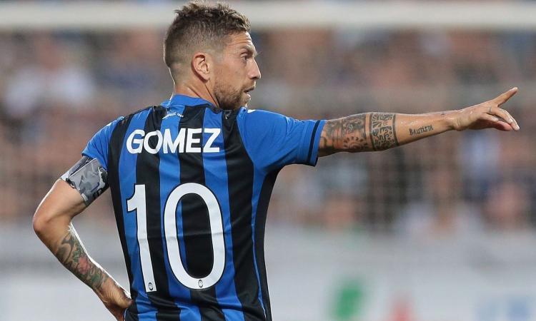 Atalanta, Gomez: 'Pessina deve ancora crescere, Zapata...'