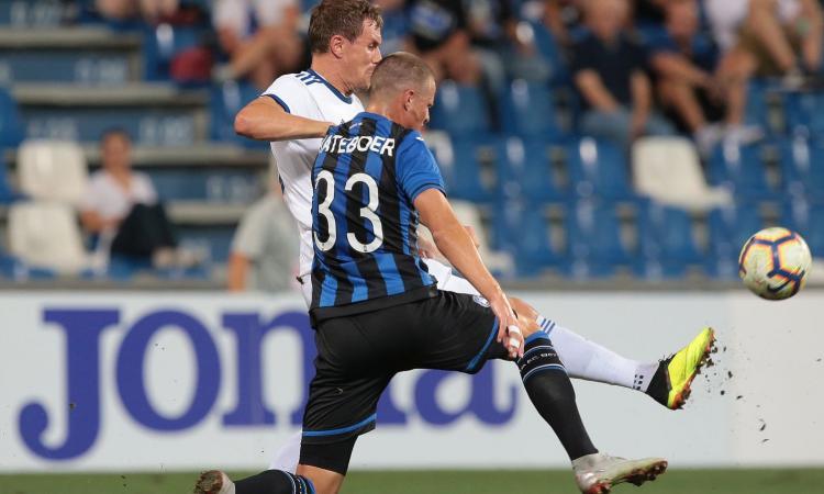 Atalanta-Copenaghen 0-0: il tabellino