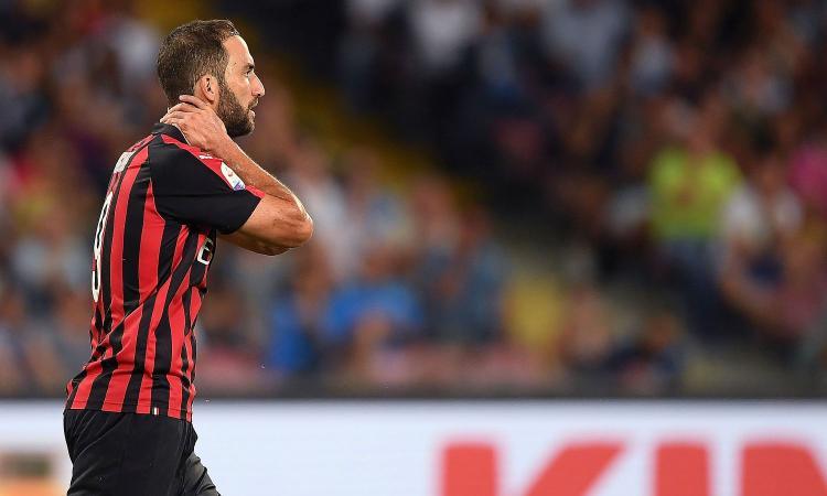 Milan, Higuain ha tradito Gattuso: tutti i retroscena che hanno portato all'addio