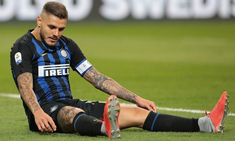 Inter: clausola più bassa per Icardi